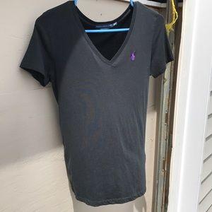 Black Polo T-shirt